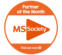 Find out about MS Society, our Partner of the Month