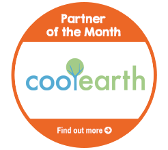 Find out about Cool Earth, our Partner of the Month for July