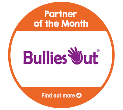 Find out more about BulliesOut, our Partner of the Month for September