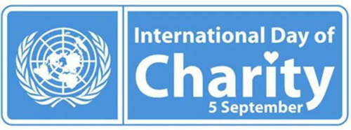 UN's international day of charity 2017