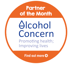 Find out more about Alcohol Concern, our Partner of the Month for January