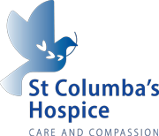 St Columba's Hospice logo - donate your car.