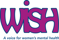 WISH logo. Give a car to WISH