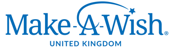 Make-A-Wish United Kingdom logo. Donate your car to Make-A-Wish