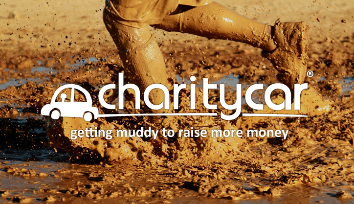 Charity Car are getting muddy to raise money