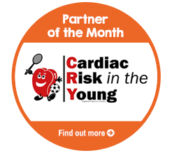 Find out about Partner of the Month for September, CRY!