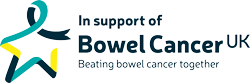 Charity Car Partner Bowel Cancer UK