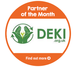Find out about Partner of the Month for January, Deki!