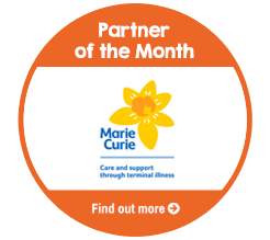 Find out about Partner of the Month for March, Marie Curie!