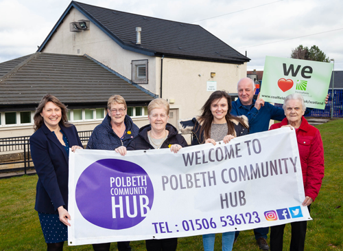 Polbeth Community HUB