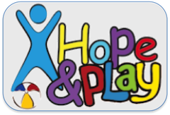 Hope and Play Logo