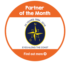 Find Out About Partner Of The Month for July, The National Coastwatch Institute!