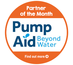 Find Out About Partner Of The Month for August, Pump Aid!