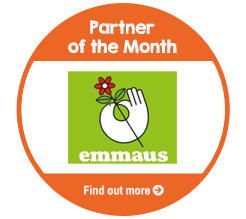 Find Out About Partner Of The Month for October, Emmaus!