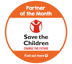 Find Out About Partner Of The Month for December, Save the Children!