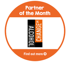 Find Out About Partner Of The Month for January, Alcohol Change UK!