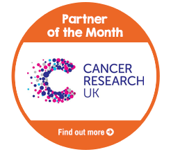 Find Out About Partner Of The Month for February, Cancer Research UK!