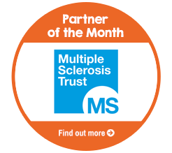 Find Out About Partner Of The Month for April, MS Trust!